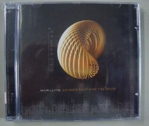 CD Marillion - Sounds That Can't be Made