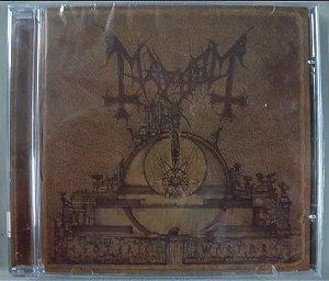 CD Mayhem - Esoteric Warfare
