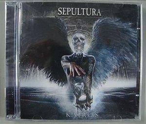 CD Sepultura - Kairos