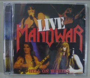 CD Manowar - Hell on Wheels