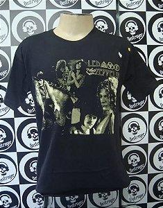 Camiseta Led Zeppelin - Banda