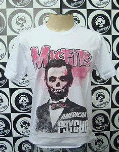 Camiseta The Misfits - American Psycho
