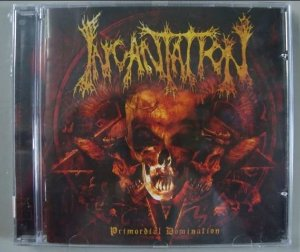 CD Incantation - Primordial Domination