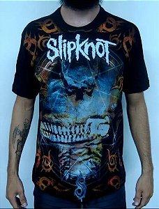 Camiseta Slipknot - Especial Tshirt