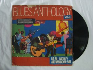 Disco de vinil - Blues Anthology Vol.3