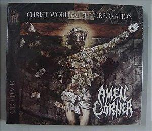 CD + DVD - Amen Corner - Christ Worldwide Corporation