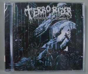 CD Terrorizer - Hordes of Zombies