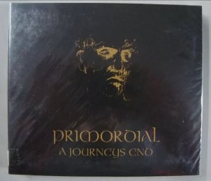 CD Primordial - A Journeys End