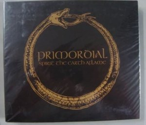 CD Primordial - Spirit the earth Aflame