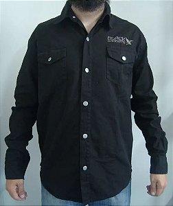 Camisa de Sarja - Black Sabbath