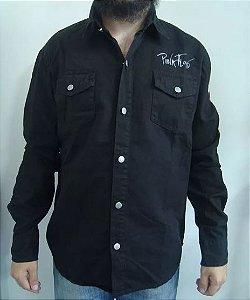 Camisa de Sarja - Pink Floyd