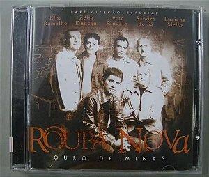 CD Roupa Nova - Ouro de Minas