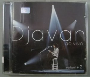 Cd - Djavan - Ao Vivo Volume 2