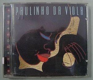 CD Paulinho da Viola - Bebadosamba