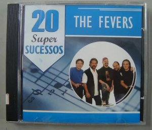 Cd - The Fevers - 20 Super Sucessos