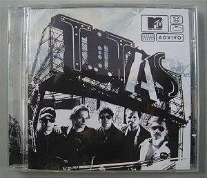 CD Titãs - Ao vivo na MTV