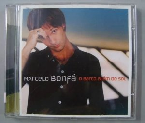 Cd - Marcelo Bonfá - O Barco Além Do Sol