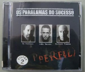 CD Paralamas do Sucesso - Perfil - Volume 2