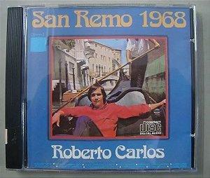 Cd Roberto Carlos - San Remo 1968