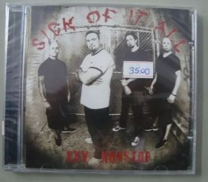 Cd - Sick Of It All - Non-stop
