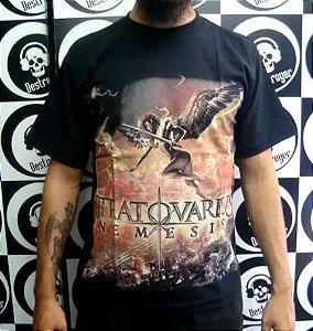 Camiseta Stratovarius - Nemesis