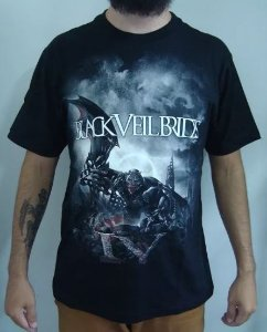 Camiseta Black Veil Brides - IV