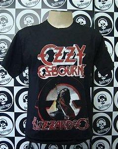 Camiseta Ozzy Osbourne - Blizzard of Ozz
