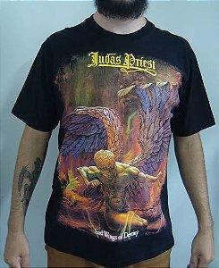 Camiseta Judas Priest - Sad Wings of Destiny