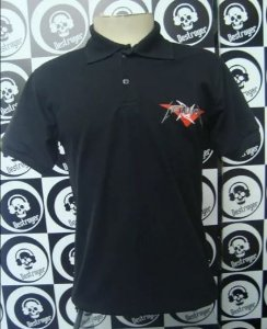 Camiseta Polo - Metallica