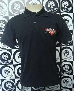 Camiseta Polo - Metallica