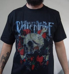 Camiseta Bullet For My Valentine
