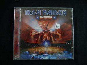 CD Iron Maiden - En Vivo !