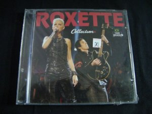 CD Roxette - Collection - Tour Brasil