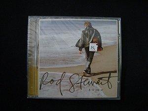 CD Rod Stewart - Time
