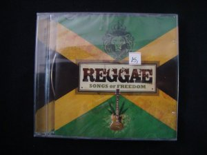 CD Reggae - Songs of Freedom