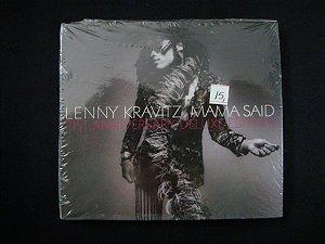 CD Lenny Kravitz - Mama Said