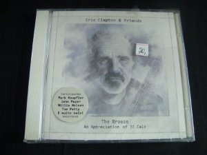 CD Eric Clapton & Friends - The Breeze an Appreciation of JJ Cale