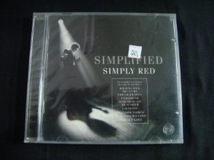CD Simply Red - Simplified