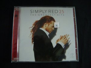 CD Simply Red - 25 The greatest hits
