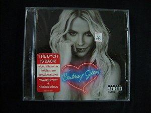 CD Briney Spears - Britney Jean