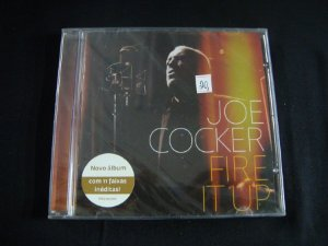 CD Joe Cocker - Fire it Up