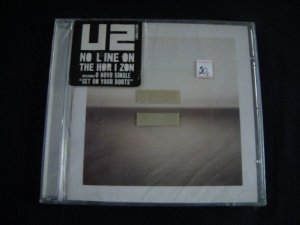 CD U2 - No Line on the Horizon