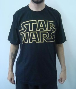 Camiseta Promocional - Star Wars