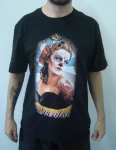 Camiseta Promocional - La Catrina - Sacrifice