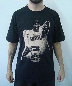 Camiseta Promocional - Nirvana