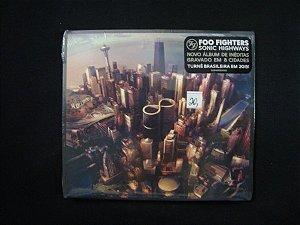 CD Foo Fighters - Sonic HIghways