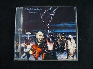 CD Black Sabbath - Live Evil