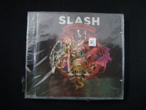 CD Slash Featuring Myles Kennedy - Apocalyptic Love