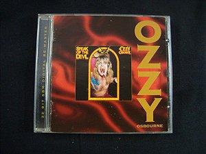 CD Ozzy Osbourne - Speak of the Devil