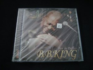 CD BB King - Live In Dallas